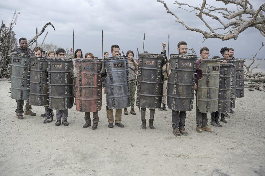 walking dead saison 10 épisode 1