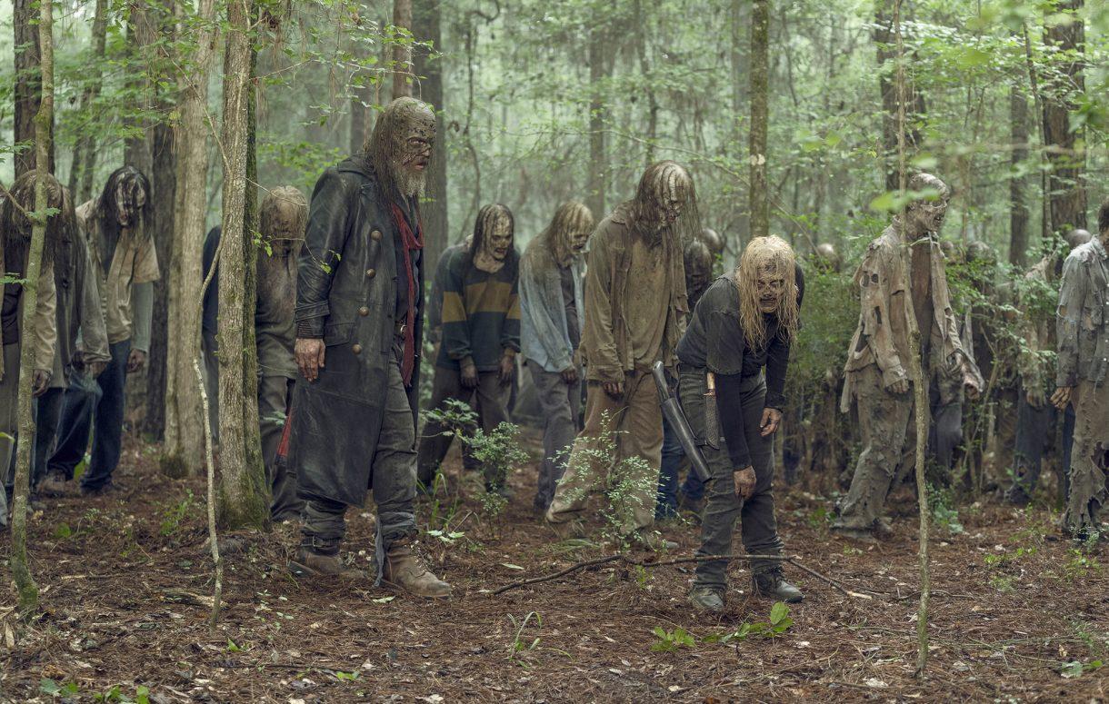 The Walking Dead Saison 10 rodeurs